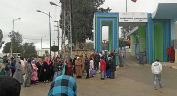 وزان: مواطنة تلفظ أنفاسها بسبب التمييز  الجهوي في قطاع الصحة