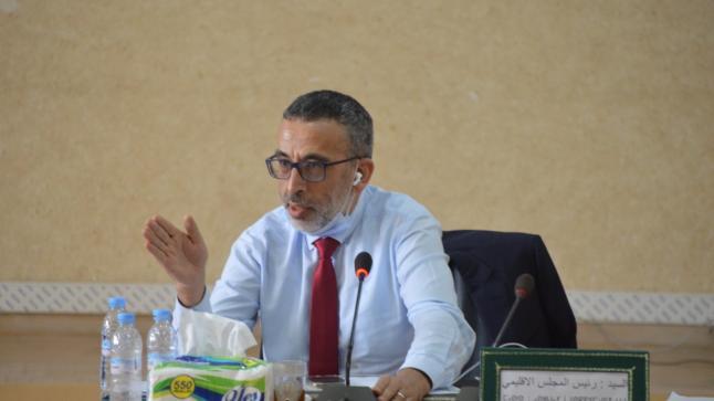 بالفيديو: غازي…. ها علاش وزير التجهيز تحامل على إقليم تيزنيت ولم ينجز طرقه