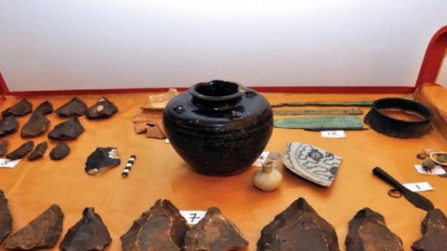 المغرب يستعيد أزيد من 25 ألف قطعة أثرية نادرة من فرنسا
