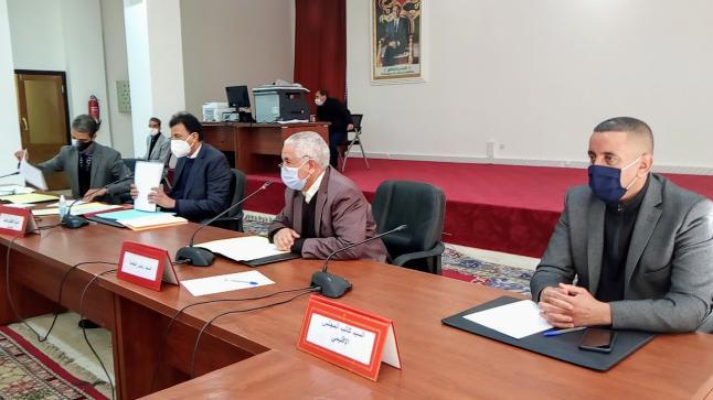 حزب العدالة و التنمية يطلق حزب الحمامة بالمجلس الإقليمي لتارودانت