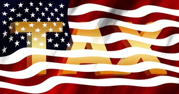 tax of USA