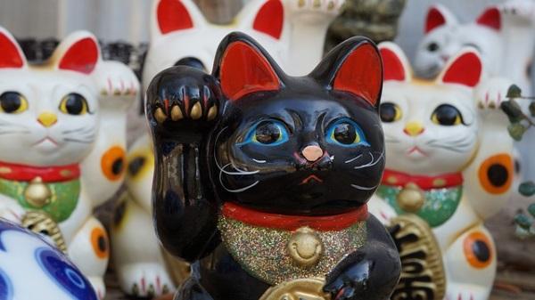招き猫 manekineko