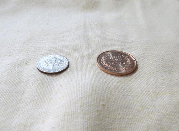 10セントと10円