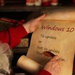 「Windows 10 May 2020 Update」への更新は要注意みたいだから様子見する
