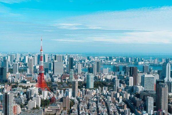 東京のオフィス群