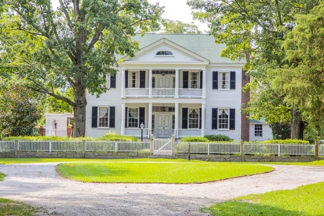 Oaks Plantation  Winnsboro Fairfield County South