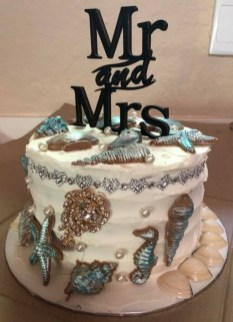 Wedding Cake Shells
