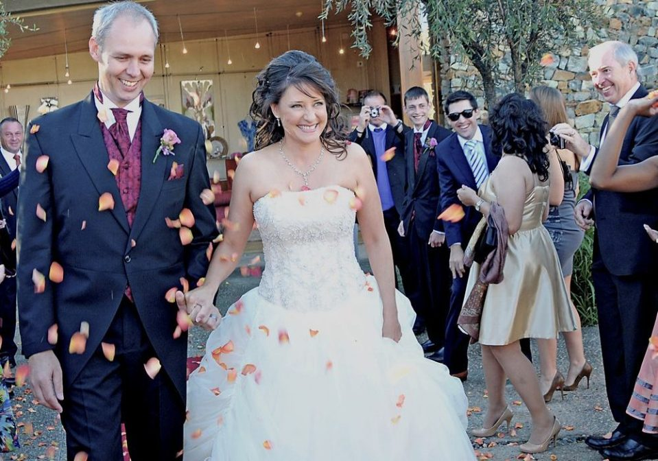 Weddings and Functions in the KZN South Coast