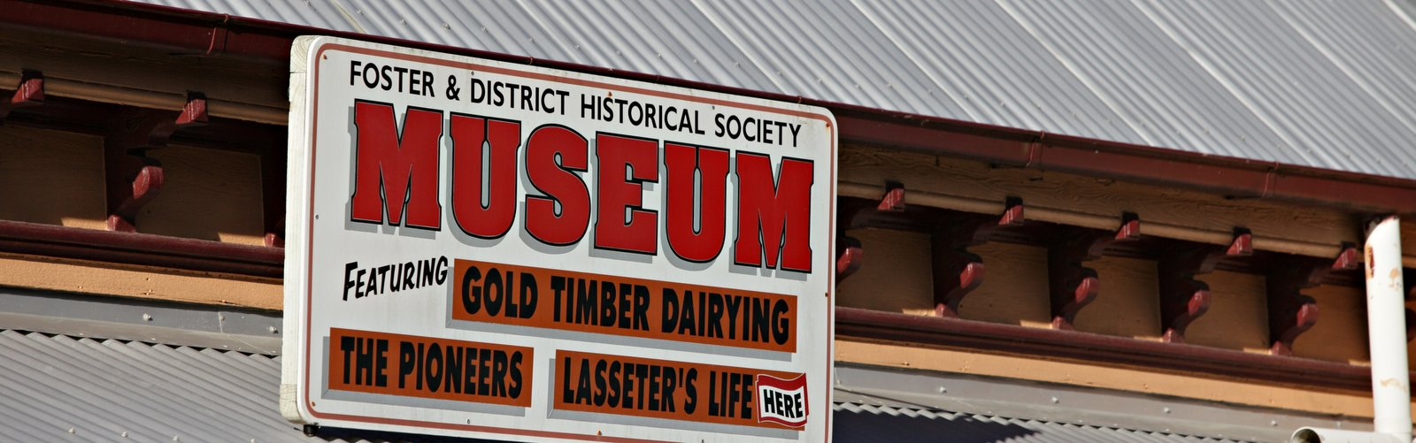 Foster Museum