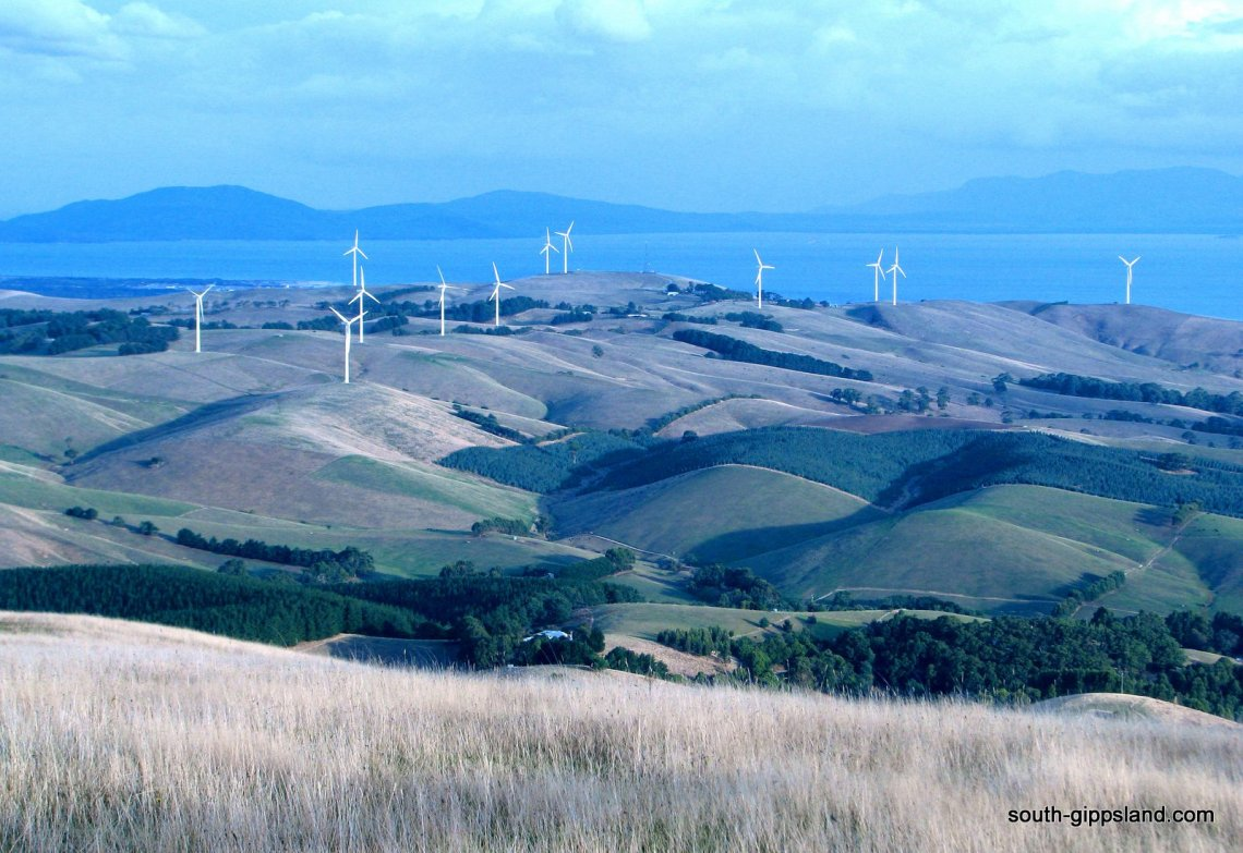 Toora-Windfarms