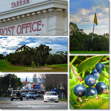 yarram township and golf club