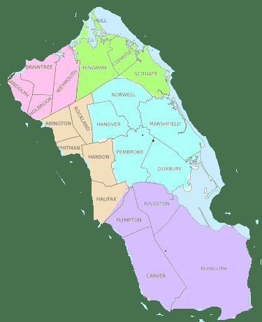 Map Of South Shore Ma : south, shore, South, Shore, Hiking, Trails....a, Comprehensive, Guide