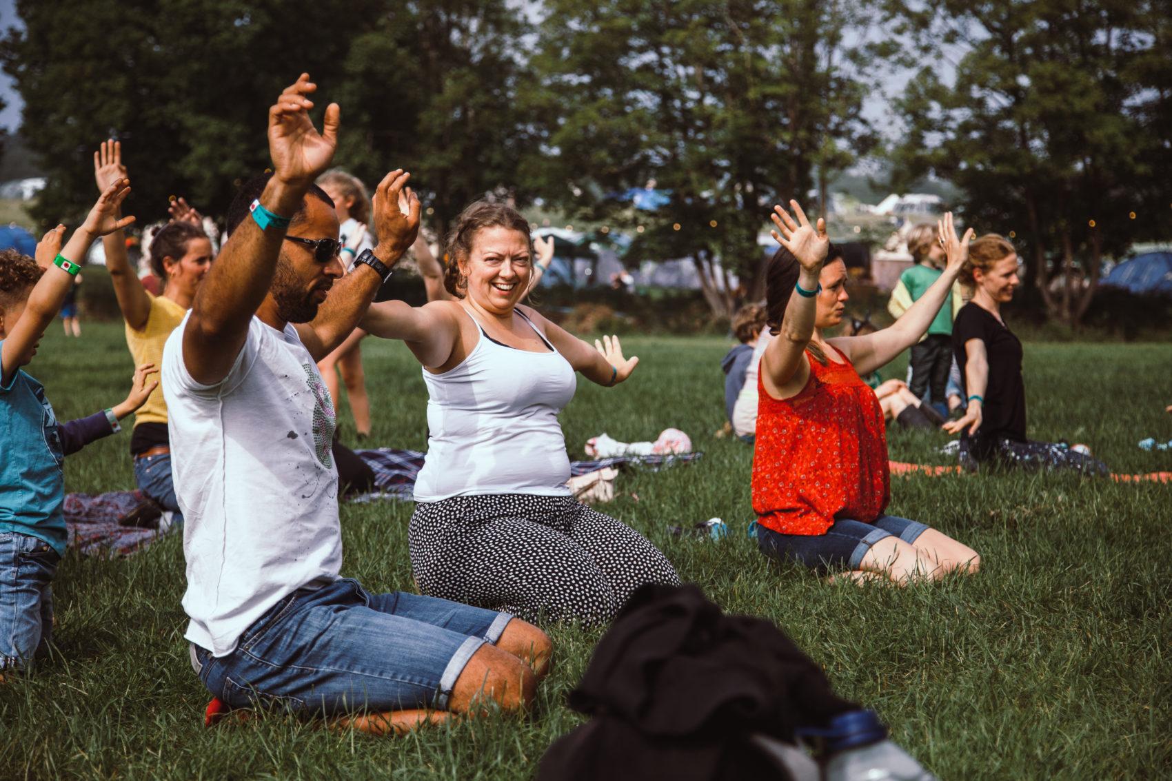 adults yoga