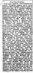 April, 1891.