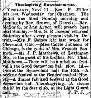 October, 1889.
