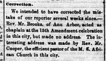 May 15, 1870. Commercial.