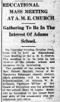October 16, 1914. Daily Press.