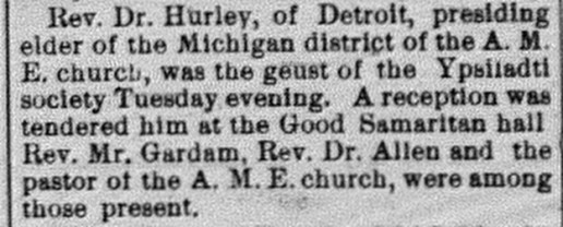 January 18, 1900. Ypsilantian.