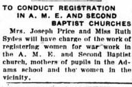 26 April, 1918. Daily Press.