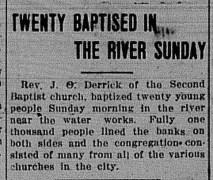 4 May, 1914. Daily Press.