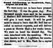 August 6, 1870. Commercial.