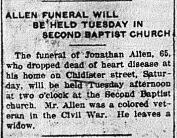 8 January, 1912, Daily Press.
