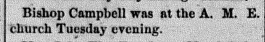 August, 1885. Commercial.