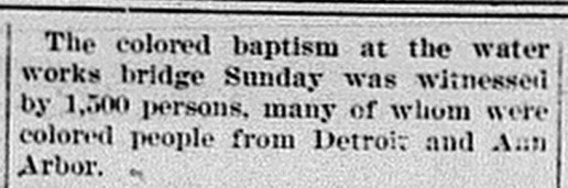 14 May, 1901. Commercial.