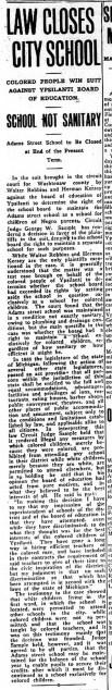 May 8, 1919. Record.