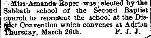 March, 1891. Commercial.
