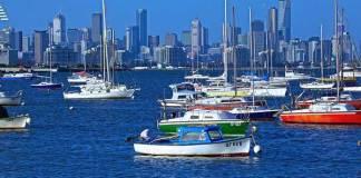 Melbourne - Australia. Photo: Pixabay