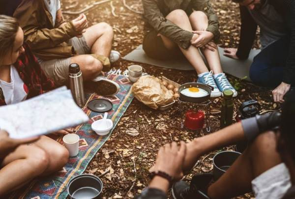 Top Places To Camp In South Africa