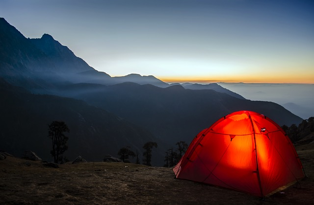 Top camping destinations around the world