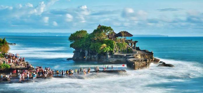 A tour guide to Bali