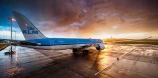 KLM flights from South Africa to Amsterdam Cancelled from 23 January 2021 due to Dutch travel ban