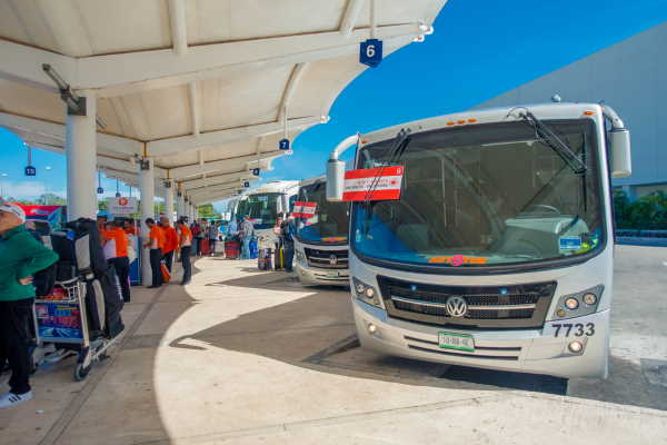 How to get to Tulum from Cancun Airport