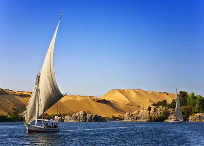 Cruise on the Nile