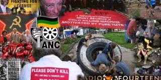 White South Africans tortured