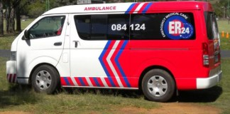 Incident leaves three-year-old dead, two others in serious, Rosettenville . Photo : Arrive Alive