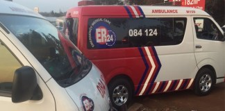 Taxi driver fatally shot in Centurion. Photo : Arrive Alive