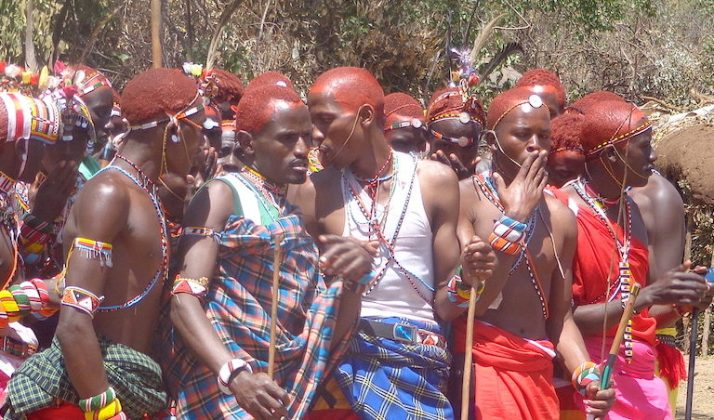 The Yiaku as Kenya's model forest stewards - South Africa ...