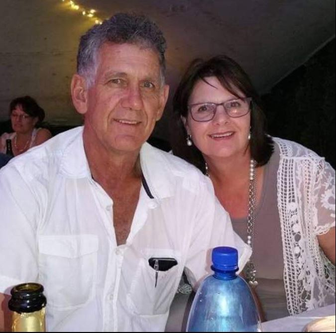 Double farm murder: Couple attacked and shot to death, Normandien. Photo: Oorgrens Veiligheid