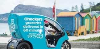 Spot the Checkers Sixty60 van and win