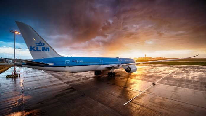 KLM operations disrupted between South Africa and Amsterdam