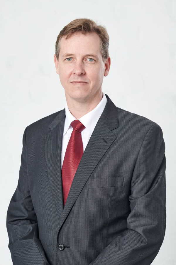 Craig Kiggen, Managing Director of Consolidated Wealth