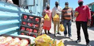 The Shoprite Group donates to families affected by fires in Khayelitsha