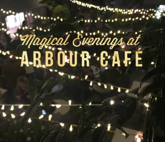 Arbour Cafe's Valentine's Evenings on Saturday, 13 February & Sunday, 14 February 2021