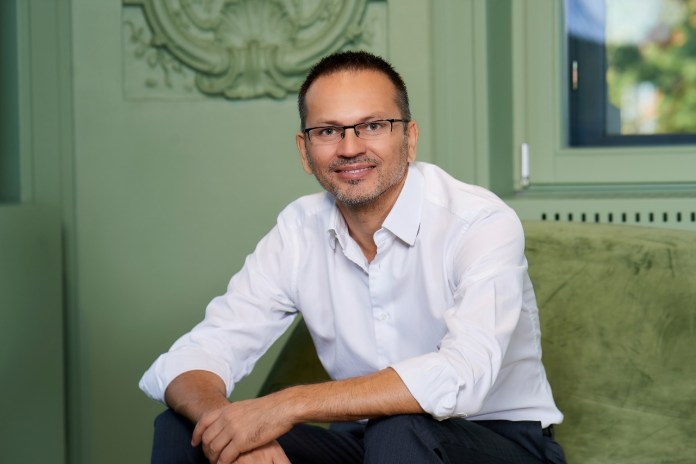 Branislav Bibic, Managing Director of Philip Morris in South Africa