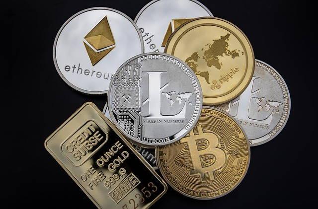 Ethereum and Bitcoin price correlation