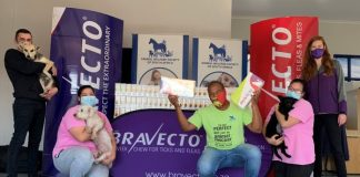 #BravectoCares campaign continues to support animal welfare NPOs with two more Bravecto donations